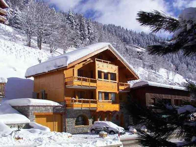 Location appartement Meribel centre